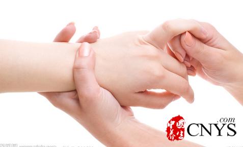 中医经络养生方法 五个部位延年益寿