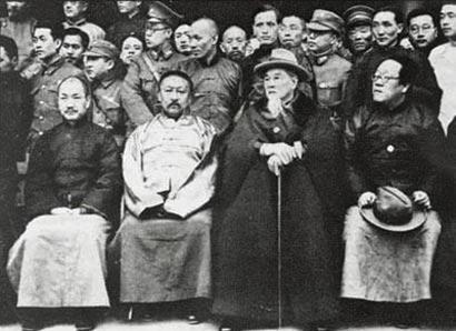 抗战胜利70周年:抗战中的藏传佛教高僧